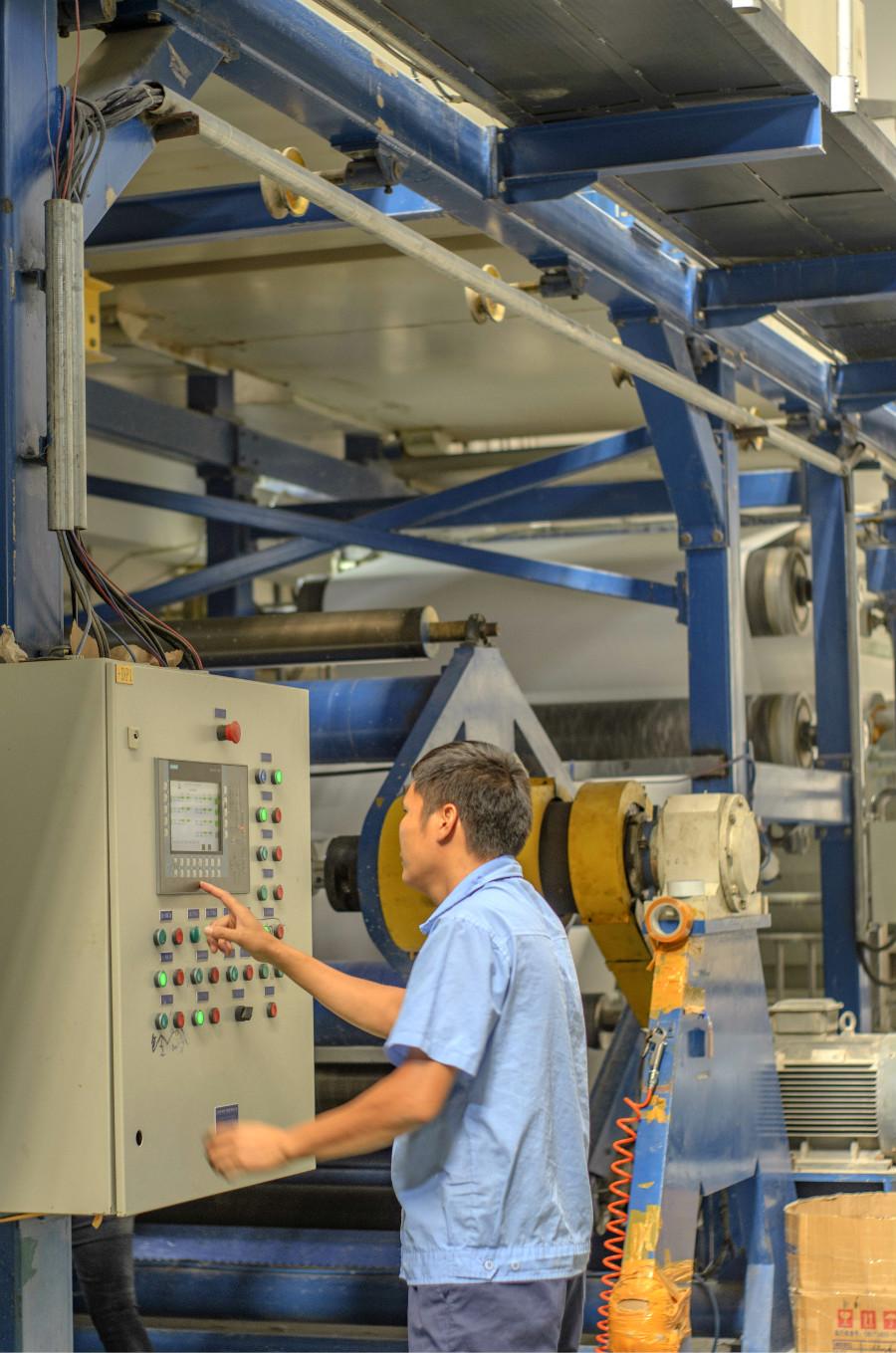 10万吨生产线项目